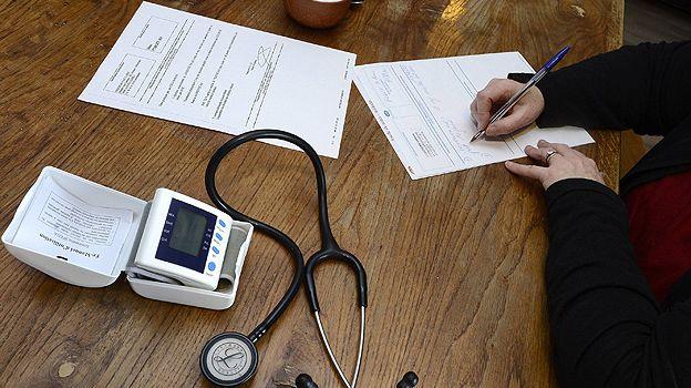 Médecin généraliste en milieu rural