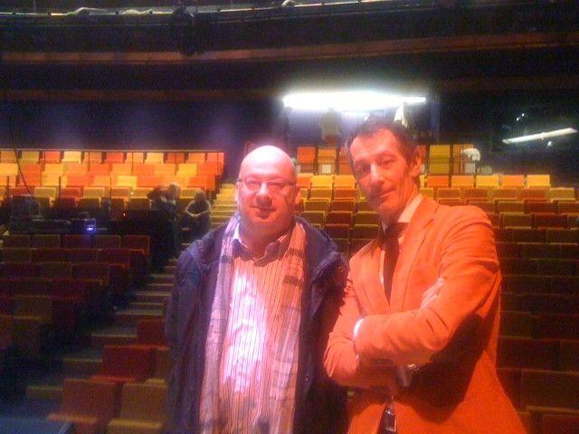 Christophe Louis et Claude Perrier