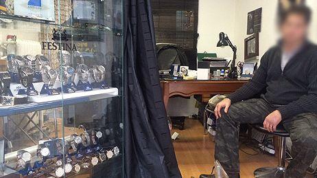 Braquage dans une bijouterie à Nice