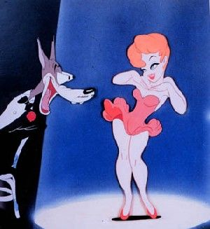 loup tex avery