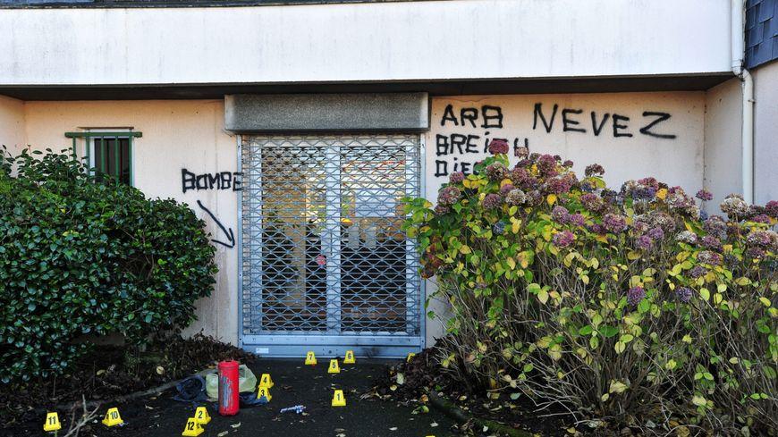 Des démineurs sont intervenus pour faire exploser un engin suspect près de Morlaix