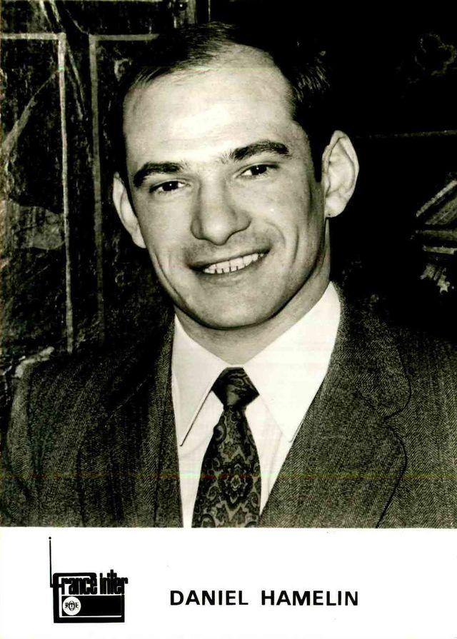 Carte Daniel Hamelin 1972