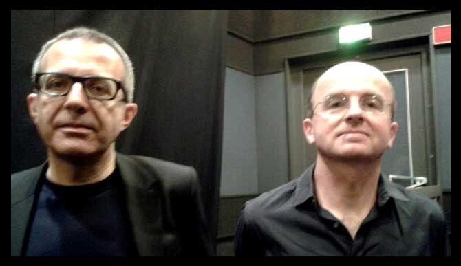 Le RDV : C. DANTZIG et G. DE CHASSY