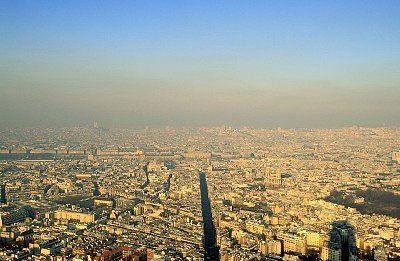 Episode de pollution à Paris