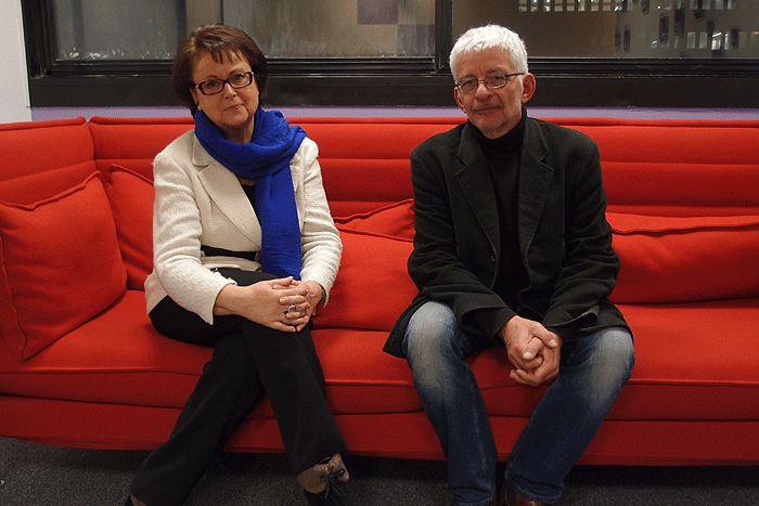 Christine Boutin et Michel Husson