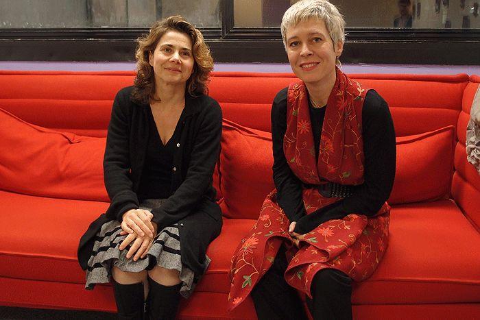 Nathalie Mons et Bénédicte Vidaillet