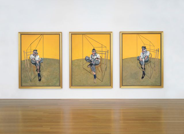Triptyque Francis Bacon Lucian Freud