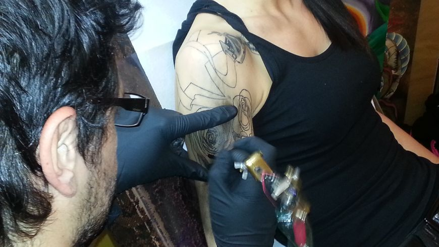 tatouage Nice