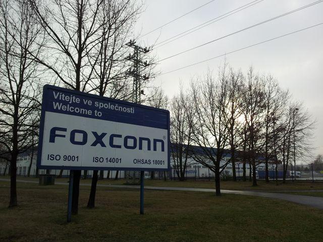 Foxconn en Tchequie