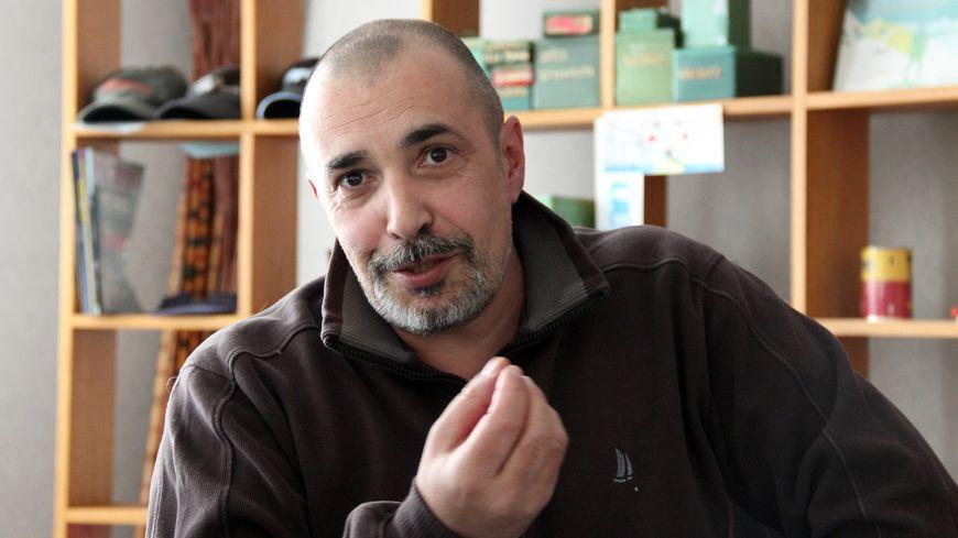 Olivier Bernasson, président de pecheur.com.