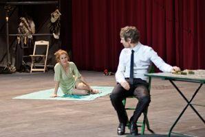 Luc Bondy metteur en scène de la pièce : Les beaux jours d'Aranjuez