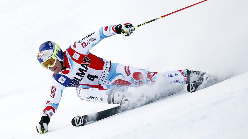 Coupe du monde de ski alpin, val d'isère - Alexis Pinturault