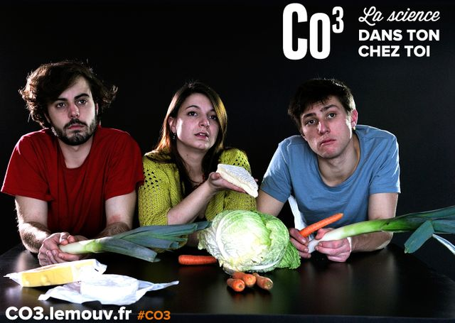 CO3 alimentation