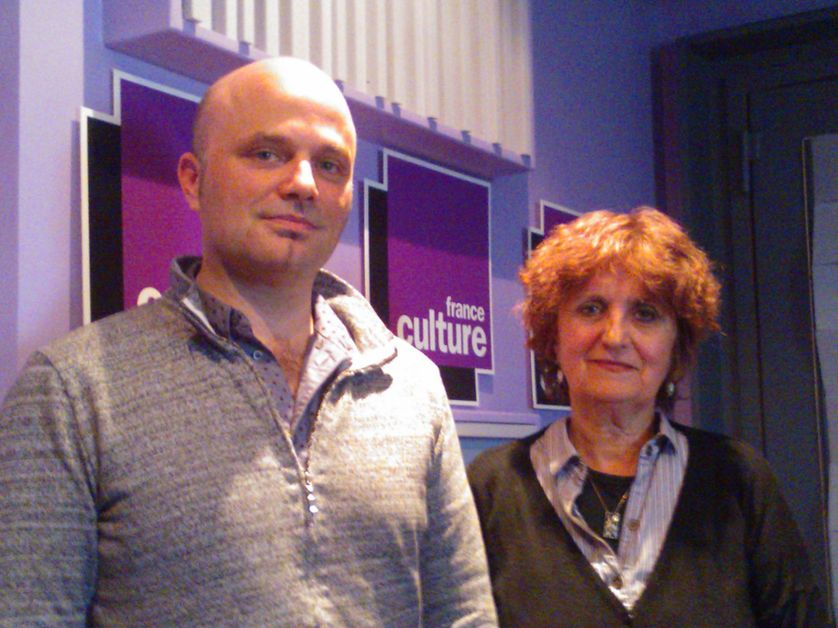 Régis Guyon et Maryse Esterle