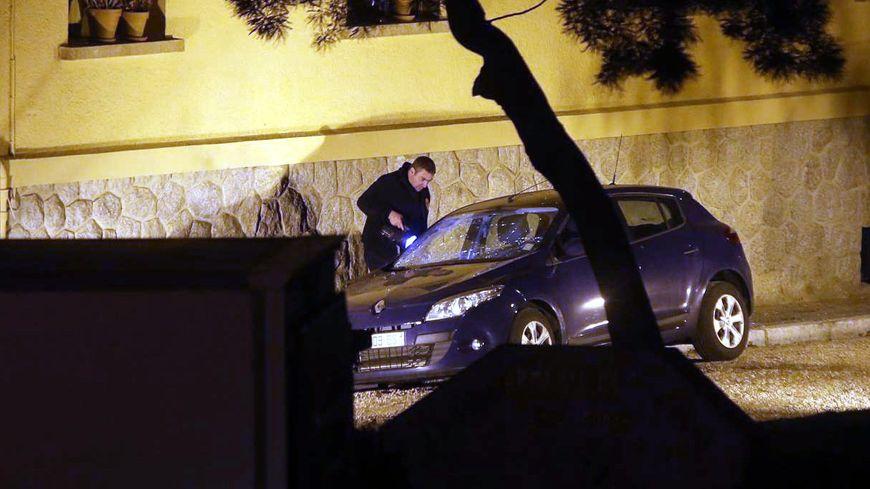 Une voiture prise pour cible à Ajaccio le 5 décembre 2013