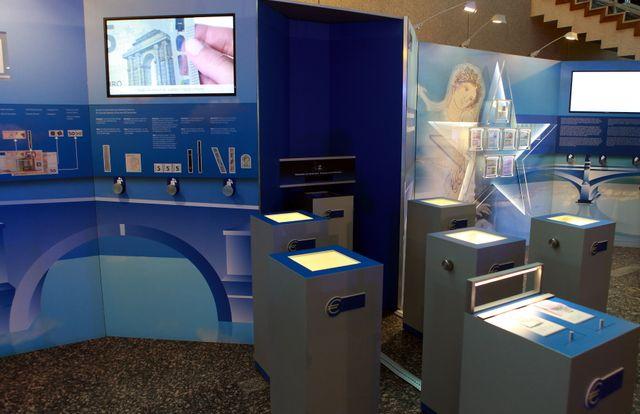 Euro Exhibition à Riga en octobre 2013