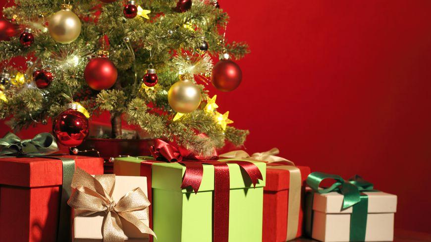 Sapin cadeaux