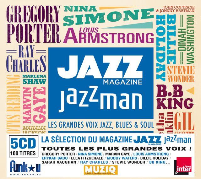 Coffret JazzMag
