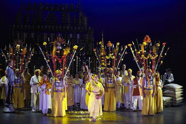Lakmé à l'Opéra de Lausanne