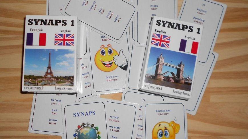 Synaps, un jeu de cartes 100% berrichon.