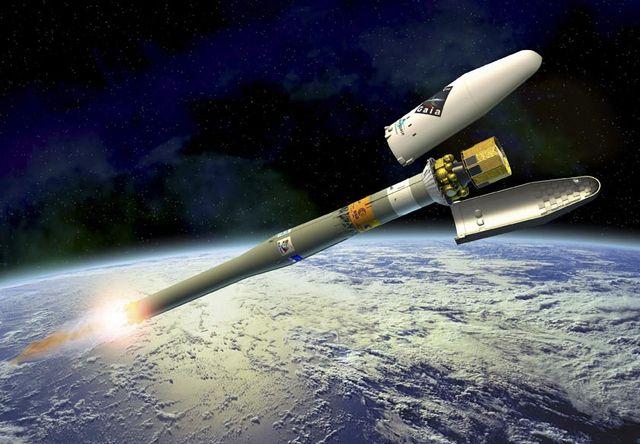 Le satellite Gaïa a été mis en orbite par la fusée Soyouz