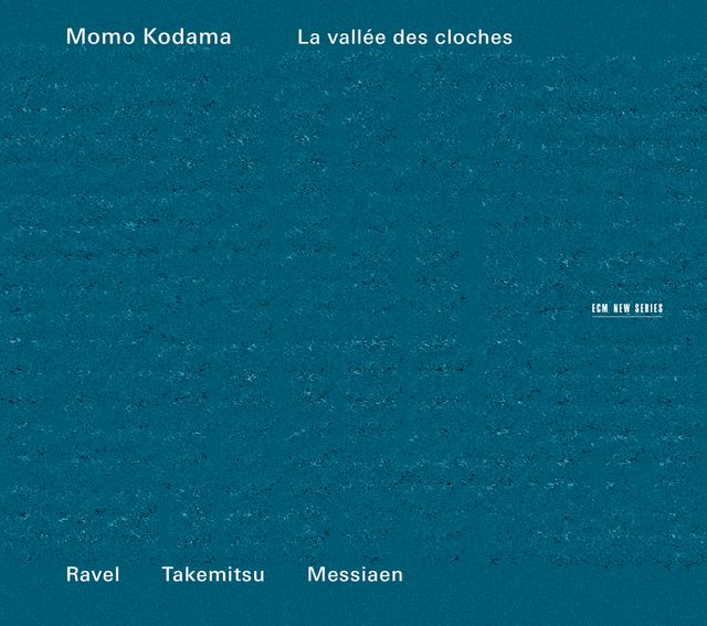 Ravel, Messiaen & Takemitsu par Momo Kodama