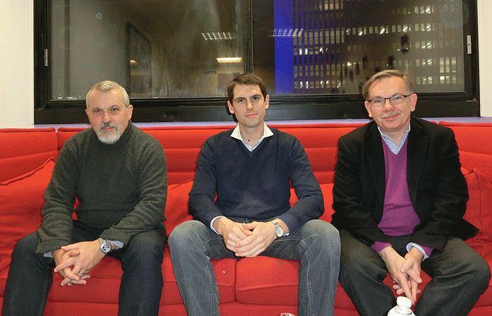 Michel Goya, Benoist Bihan et Jean-Dominique Merchet