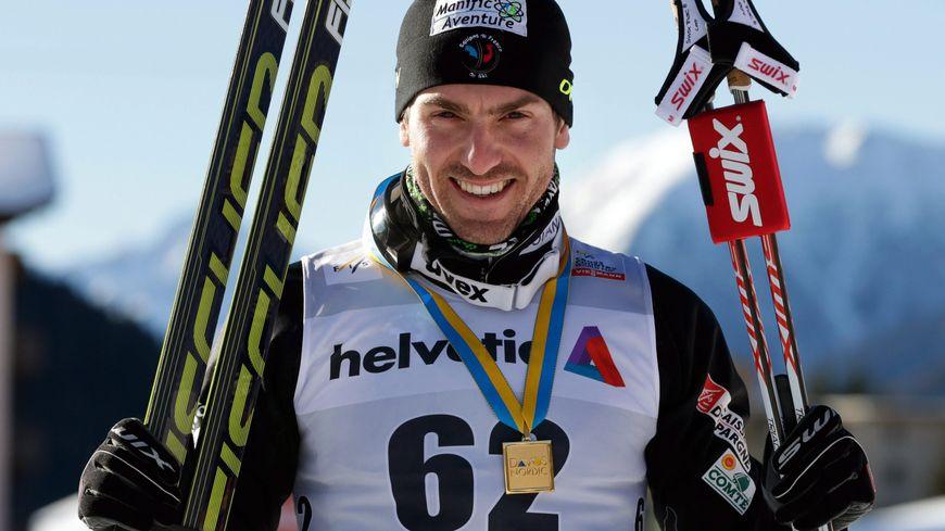 Maurice Manificat, ski de fond