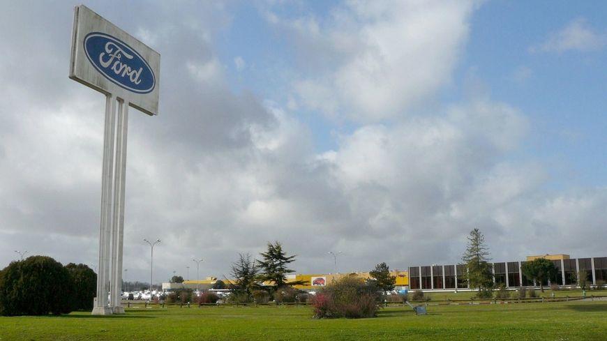 Le site Ford de Blanquefort emploie 1000 salariés.
