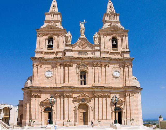 Notre Dame de Melheia à Malte