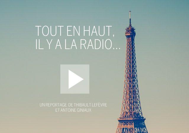 Lien reportage multimedia Tour Eiffel