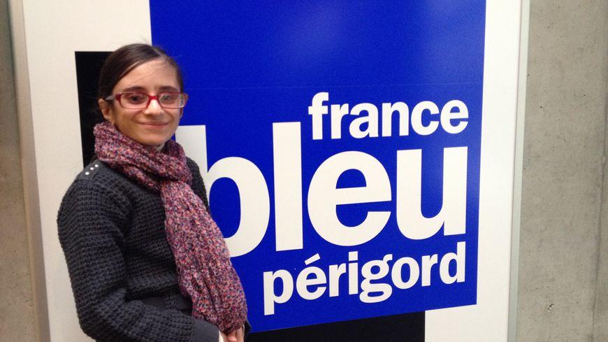 Laurie Constantin, ancienne marraine du téléthon 2011 en Dordogne
