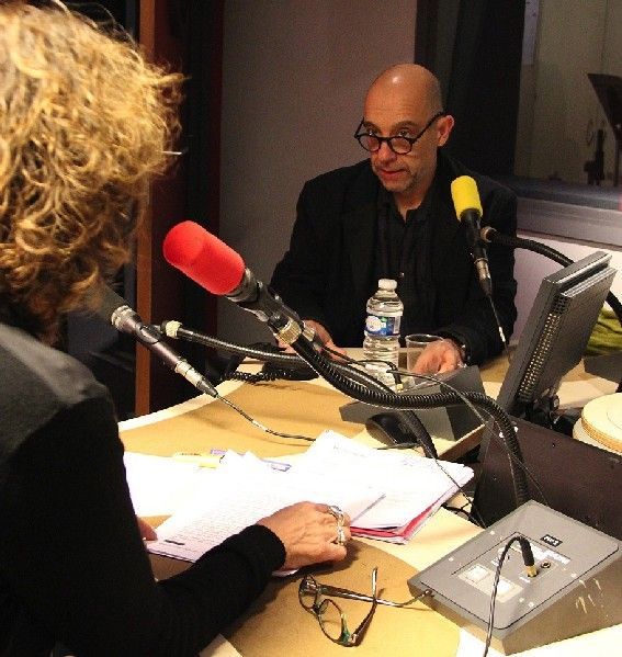 Bruno Delbonnel en studio