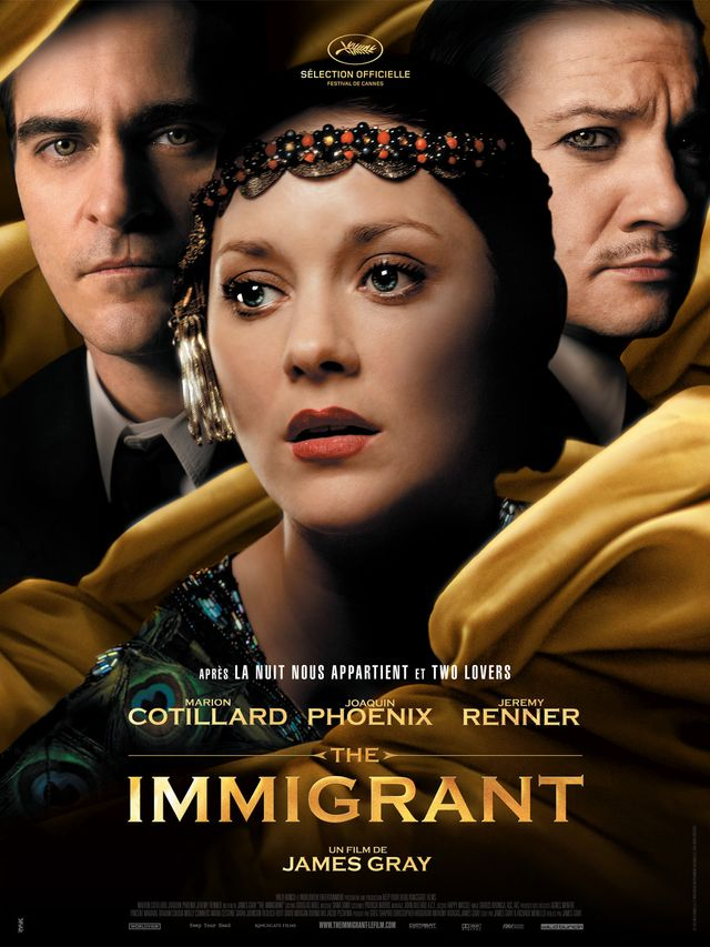 Affiche de The Immigrant