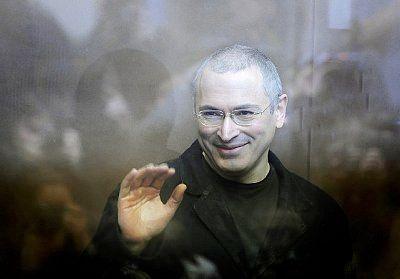 Khodorkovsky va être gracier par le président Poutine