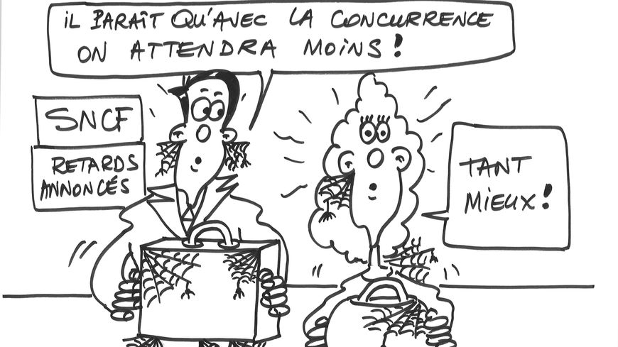 sncf concurrence  dessin