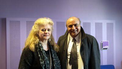 Claire Gillie et Jean Abitbol