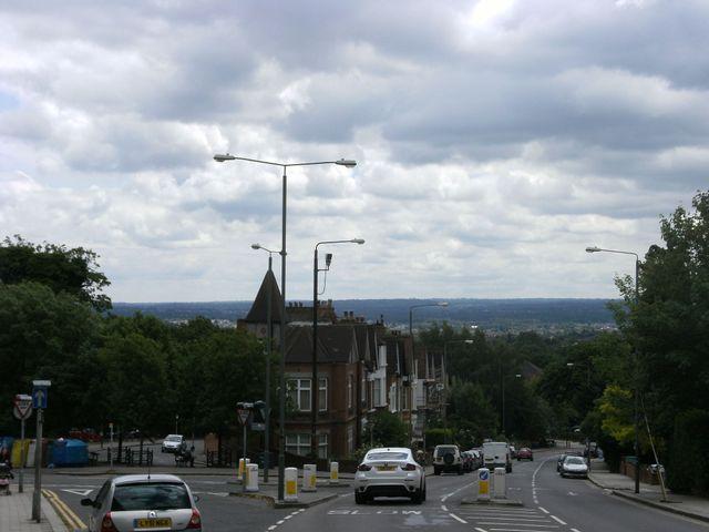 Crystal Palace, banlieue sud de Londres