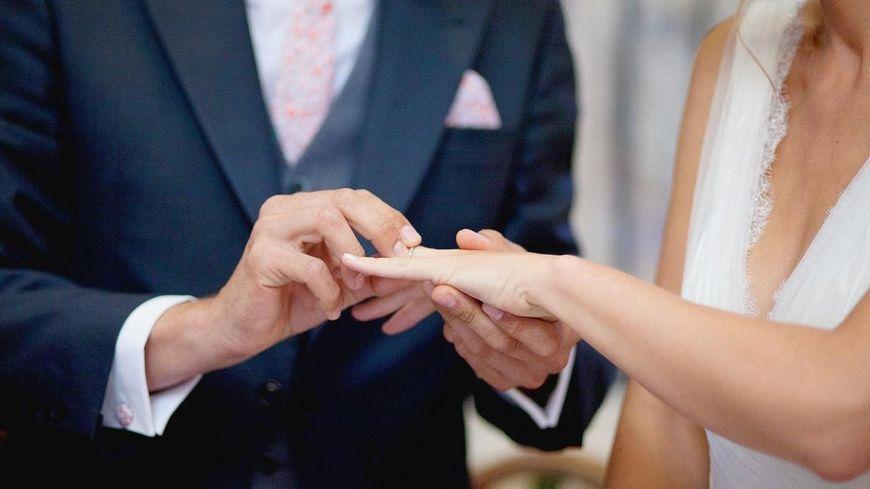 Les mariés du nouvel an