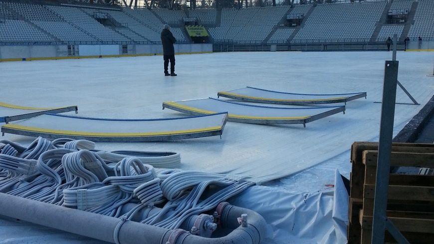 Patinoire au Stade des Alpes de Grenoble 4