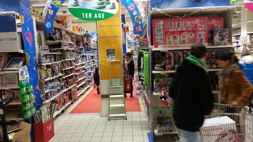 Les prochains jours vont être chargés dans les magasins de jouets.