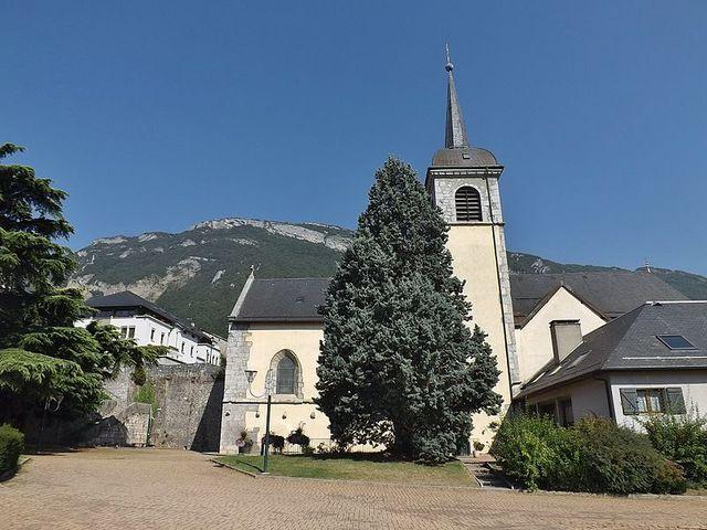 Église de Montmélian