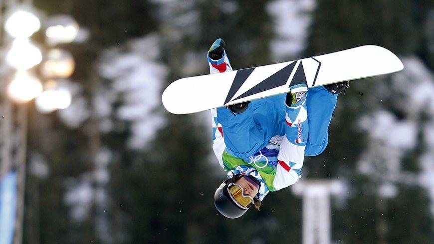 Arthur Longo, halfpipe snowboard