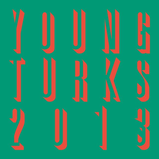 Young Turks 2013 CD