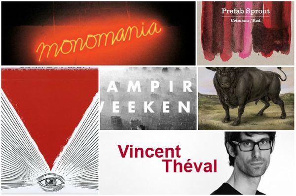 best of 2013 - Vincent Théval