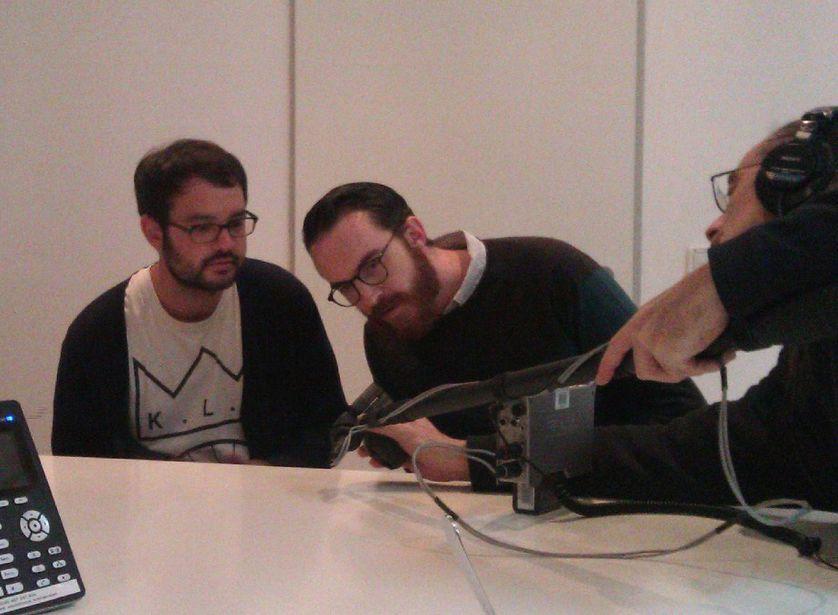 Ben Fawkes, Brendan Cody & Alain Joubert