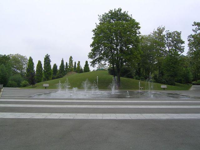 Rosny-sous-Bois - Parc Jean Decesari