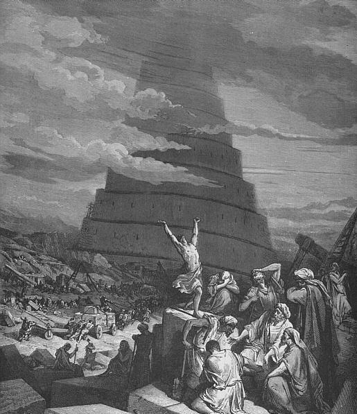 """Babel : """"La confusion des langues"""""""