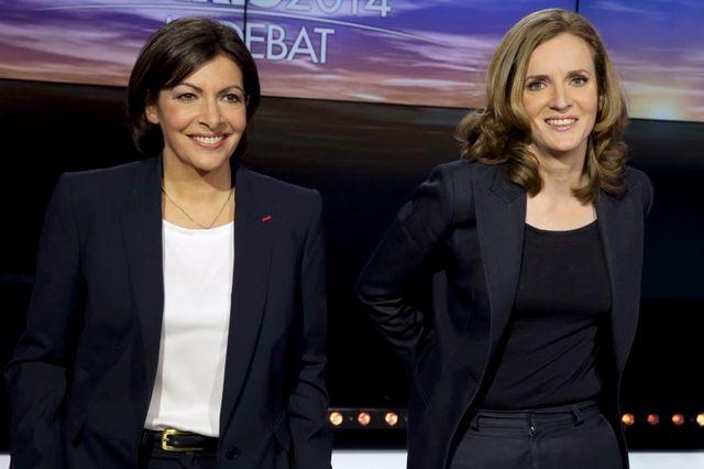 Anne Hidalgo devrait maintenir Paris dans le giron de la gauche