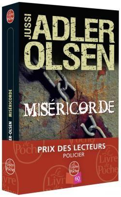 """Miséricorde"""" de Jussi Adler-Olson au Livre de poche"""